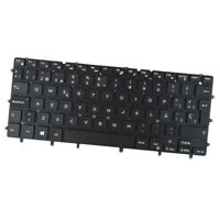 New for Dell XPS 13 9343 9350 9360 Laptop Spanish Layout Keyboard Backlit