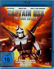 Capitain USA - The Iron Soldier (Blu-Ray) (NEU & OVP) (N°0064)