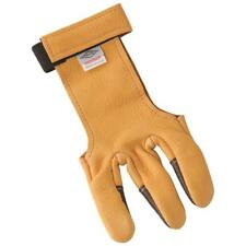 Neet DG-1H Shooting Glove Calf Hair Tips Medium