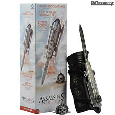 Assassin Creed Hidden Blade Gauntlet Cosplay Black Assassins 4 Brotherhood Flag