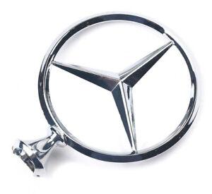 Genuine Mercedes Benz W110 W111 W112 Hood Star 1808880109 NEW