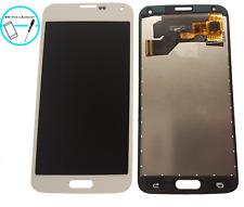 LCD Display Glas Touchscreen Für Samsung Galaxy S5 SM-G900f Weiß Werkzeug Neu