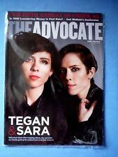 The Advocate / April May 2013 / Tegan & Sara / Joel McHale / Gay Interest