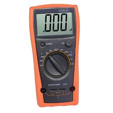 AideTek 3 1/2 Digital large LCD LC meter 2000uF 20H ±2.5% VC6243+ Capacitance  r