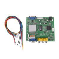Arcade Game RGB/CGA/EGA/YUV to VGA HD Video Converter Board HD9800/GBS8200 B MW