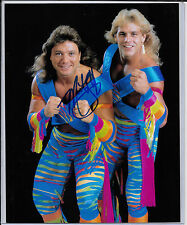 2015 LEAF WRESTLING  8X10 AUTOGRAPHS MARTY JANNETTY AUTO