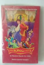 The King And I - 1999 Music Cassette Sampler - Getting To Know You - NEW