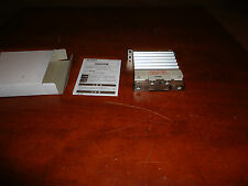 OMRON, SOLD STATE RELAY, W/HEAT SINK, DC12V-24V,  CAT#G3PE-215B, NEW