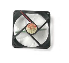 Thermaltake Cyclo Red Pattern Fan 80mm (A2452) 19dBA 9v 1800RPM Gehäuselüfter