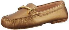 mocasines Caliana sin cordones dorados de mujer  de Ralph Lauren talla 7.5 (38)