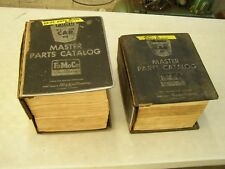 OEM Ford 1965 - 1972 Master NOS Parts Books Mustang Torino Fairlane Falcon Tbird