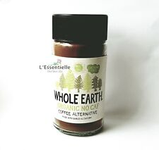 Whole EARTH ORGANIC COFFEE ALTERNATIVE BARLEY & CHICORY NO CAFFEINE X1 100G
