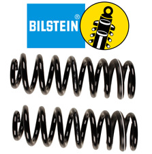 Rear Coil Springs Lt & Rt 2pc OEM Bilstein B3 Mercedes GLE ML AMG 2006-2019