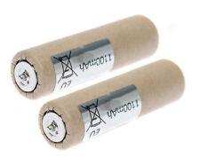 2 pezzi NiMh Batteria per Panasonic er1410, er1411, er1420 e er1421