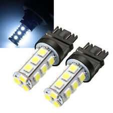2pcs T25 3157 18SMD LED 5050 Car Reverse Backup Light Brake Lamp Bulb Cool White