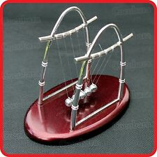 NEWTONS NEWTON'S CRADLE /BALANCE BALLS /PENDULUM /EXECUTIVE BALL CLICKER-SCIENCE