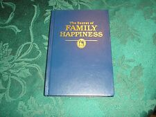 The Secret of Family Happiness Watchtower 1996