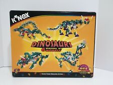 K'NEX Dinosaurs Building Set of 6 models Power Controller with Motor #13145