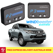 Windbooster Throttle Controller to suit Mitsubishi MQ Triton 2015 Onwards