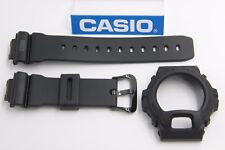 Casio G-Shock DW-6900MS-1 New Band & Bezel Combo Black Military Edition DW-6900