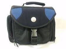 Dell Photo Printer 540 Case Black & Blue Travel Bag for Camera Printer Supplies