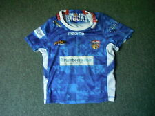 Wakefield Trinity Wildcats 3XS Mens Rugby League Shirt