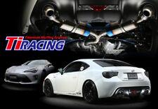 TOMEI Ti RACING TWIN TITANIUM MUFFLER CATBACK EXHAUST 86 BRZ. 9.85KGS ONLY!!!