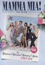 MAMMA MIA! (DVD, 2009, 2-Disc Set, WS; Gimmie! Gimme! Gimme! More Gift Set) NEW