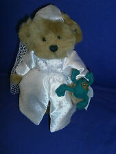 Vintage Frog Princess Annette Funicello Collectible Bear by Papel 9 inch Mint