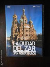 DVD LA CIUDAD DEL ZAR - SAN PETERSBURGO - COMO NUEVA (4J)