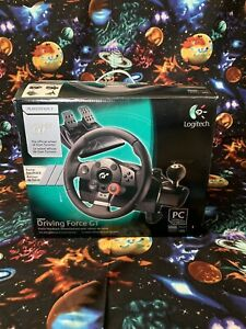 Logitech GT Driving Force GT Game Console Racing Wheel