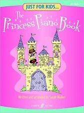 Just For Kids-Principessa pianoforte libro di Sarah Walker (pre Grade 1)