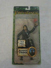 Toy Biz L 00004000 ord of the Rings Lotr Fellowship Ring Weathertop Strider Action Figure