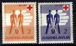 2303 YUGOSLAVIA 1959 Red Cross **MNH