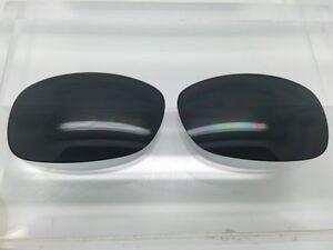 Arnette Hold Up 4139 Custom Sunglass Replacement Lenses Black/Grey Non-Polarized