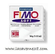 Pain de pâte polymère FIMO Soft N° 0 création bijoux