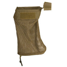 NEW Tactical Shooting Target Range Hunting Ammo Brass Catcher wZipper COYOTE TAN