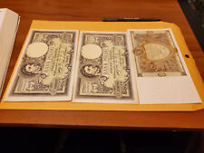 3 Poland notes 50 zloty is Au/Unc and other 500Zloty are Vf/Xf and Au