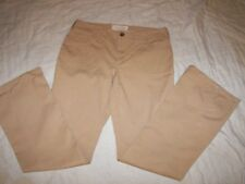 London Jean Chino Stretch Pants - Size 8 - The Christie Fit