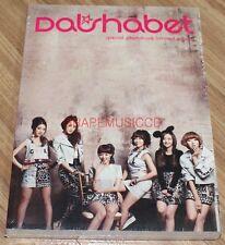 DAL SHABET DALSHABET Special Photobook Limited Edition PHOTO BOOK SEALED