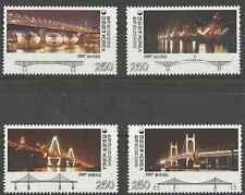 Timbres Ponts Corée du Sud 2395/8 ** année 2007 lot 2954