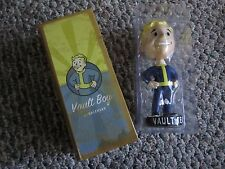 "Fallout 3 Vault Boy Bobblehead 7"" Hands On Hips Vault-Tec Pip Boy (NEW in Box!)"