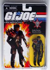 GI JOE 2016 Custom Carded Cobra Headhunters 3.75 Action Figure MOC MIP