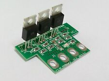 repair mos board for power jack LF psw power inverter 2kw dc 12v/ ac110v