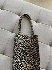 Dolce and Gabanna Mare Leopard Bag