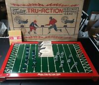 Tudor, Tru-Action Electric Football Game, 1949, Model 500 W/Players Works