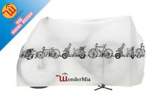 Bicycle Mountain Bike Motocycle Waterproof Dust Polyester Cover Hood (CA)