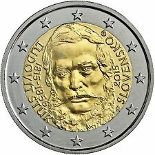 ESLOVAQUIA 2 EUROS 2015 CONM. LUIS STUR