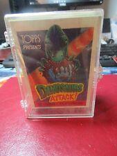 1988 Dinosaurs Attack! Set