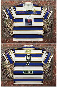 2009 Whitehaven RLFC Home ISC Rugby Jersey Shirt Mens Size XL